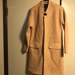 Light brown Pea Coat